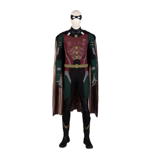 Dick Grayson Robin Titans DC Shows Cosplay Costumes