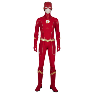 Barry Allen The Flash DC Shows Superhero Cosplay Costumes
