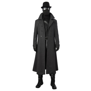 Spider-Man Noir Spider-Man: Into the Spider-Verse Cosplay Costumes