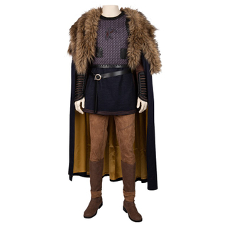 Ragnar Lothbrok Vikings TV Cosplay Cosume