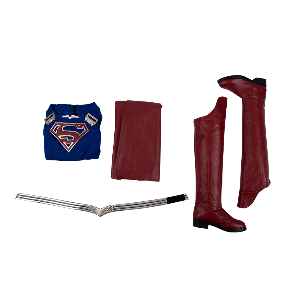 Supergirl Season 5 DC Comics Cosplay Costumes